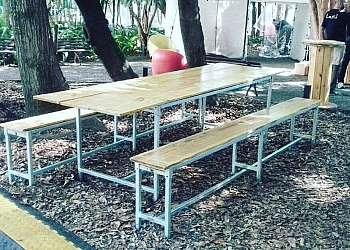 Alugar móveis para festa