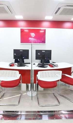 Aluguel de agências bancárias móveis