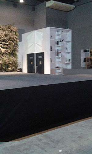 Aluguel de mini palco