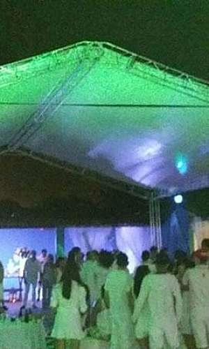 Aluguel de tendas para festas SP