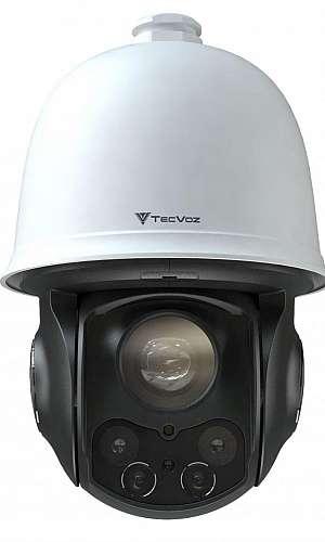 Câmera externa dome