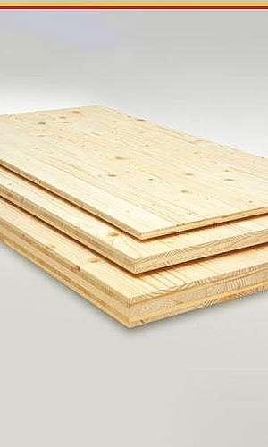 Compensado de madeira