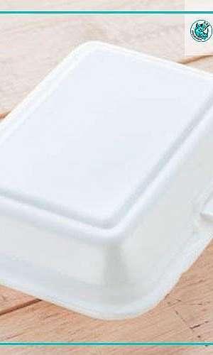 Embalagem térmica para lanches