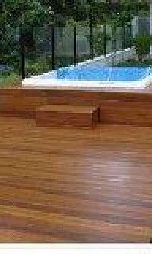 Empresa de deck de madeira