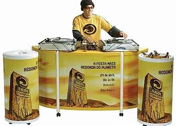 Fabricante de quiosques para lanches