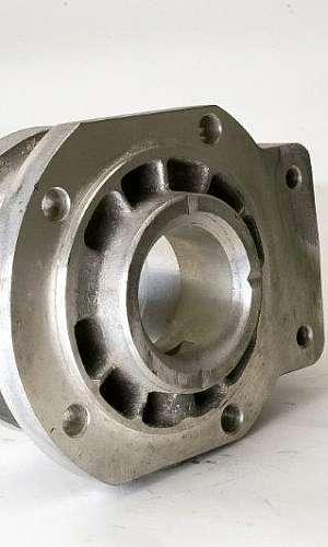 Fabricação de peças em aço