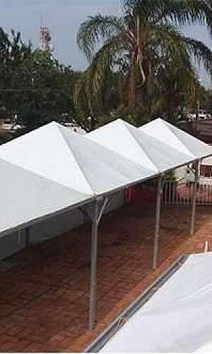 Locação de tendas e palcos em Campinas
