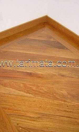 Rodapé de madeira SP
